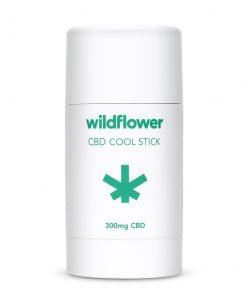 Wildflower Cool stick CBD hemp topical balm roll on venus and flora bliss shop chicago