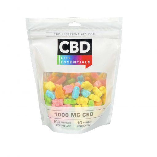 CBD gummie bears hemp venus and flora chicago bliss shop