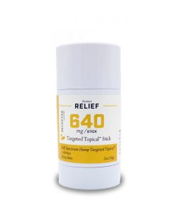 Receptra Naturals serious relief targeted topical cbd arnica bliss shop venus and flora chicago
